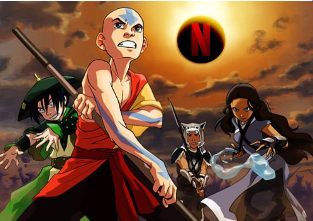 Z vs AVATAR: THE [LIVE-ACTION] AIRBENDER?!?